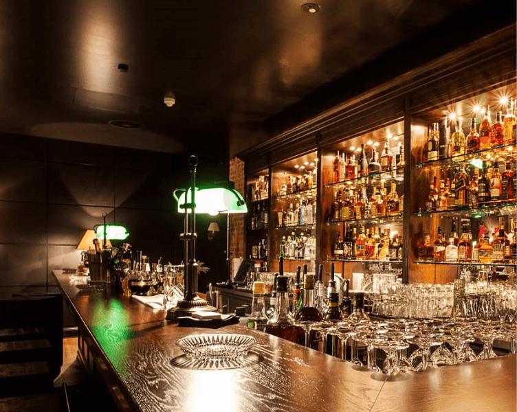 Monbijou Hotel Bar
